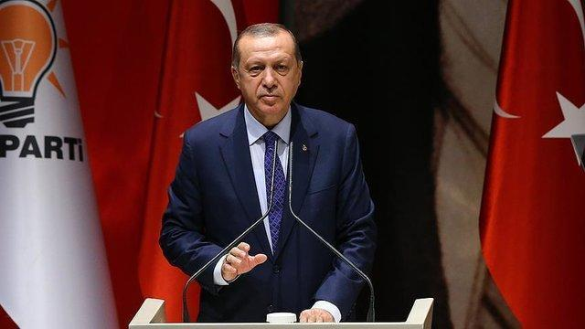 اردوغان خواهان اتحاد مردم ترکیه برای مبارزه با جنگ اقتصادی شد