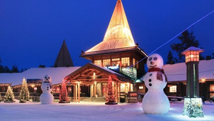 10 خانه زمستانی شگفت انگیز