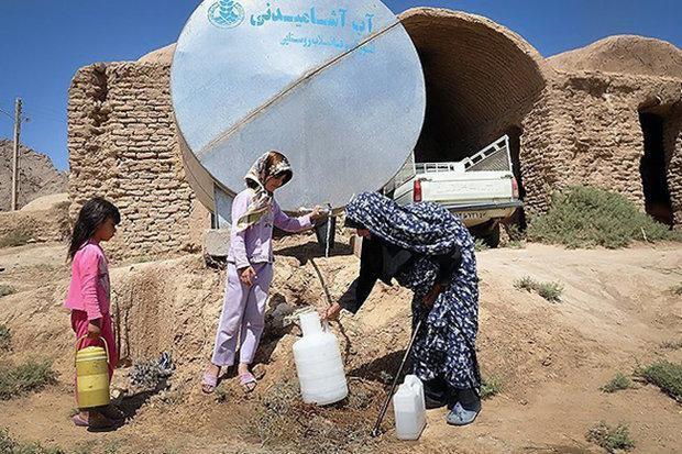 مشکل تامین آب شرب تعدادی از روستاهای اراک، لزوم الگوسازی مصرف صحیح