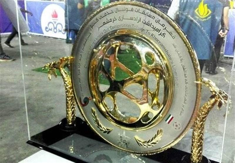 قرعه کشی مرحله یک هشتم نهایی جام حذفی فوتبال اوایل مهرماه برگزار می گردد