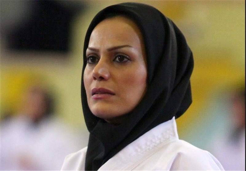 فریبا بداغی: تصمیم گیرنده تیم ملی کاراته بانوان، خانم ها نیستند، ستاره موسوی نقشی ندارد؛ مسعود رهنما همه کاره است