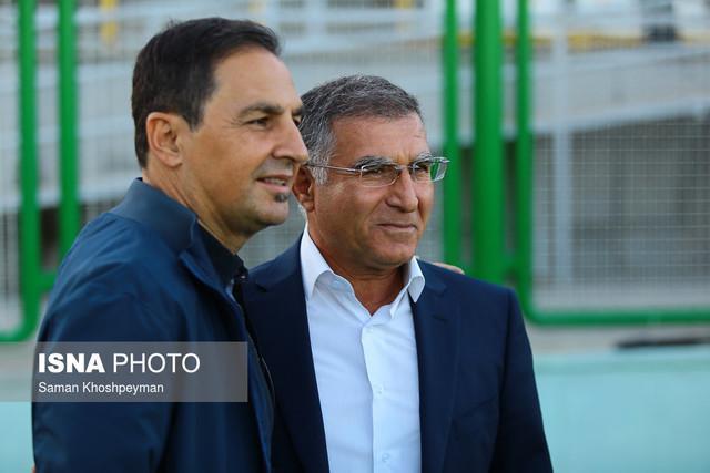 جلالی: در اصفهان باید اقتصادی بازی کرد، تعطیلات به تیم ها لطمه می زند