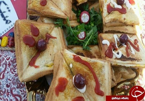 برگزاری مسابقه آشپزی دانش آموزان دختر در خرم آباد