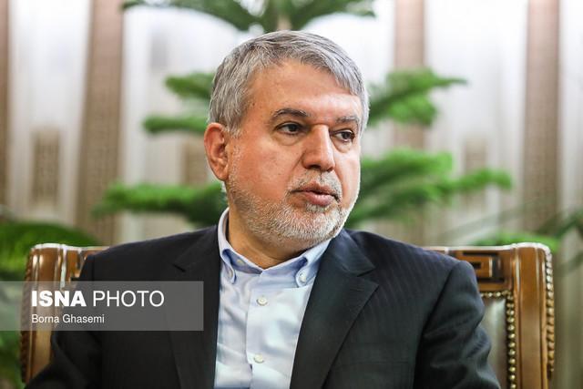 تجلیل از قهرمانان دوومیدانی با حضور صالحی امیری، حدادی هم آمد