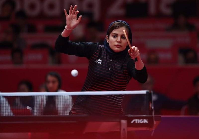 تنیس روی میز قهرمانی دنیا، حذف تیم دونفره بانوان ایران