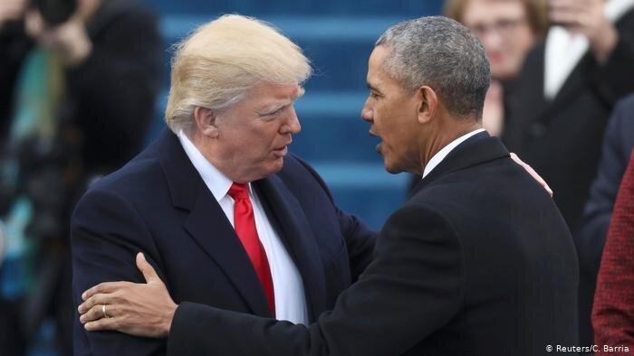 اوباما درباره دونالد ترامپ فیلم تهیه می کند