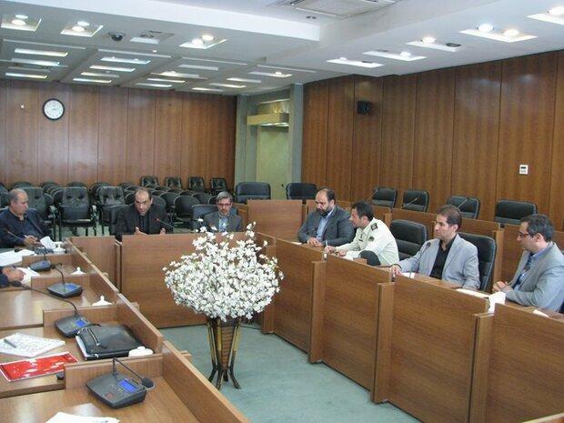 برگزاری جلسه فوق العاده کمیسیون تأمین نظم و امنیت مسابقات ورزشی