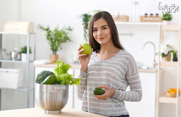 تغذیه سالم شامل چه خوراکی هایی می گردد؟