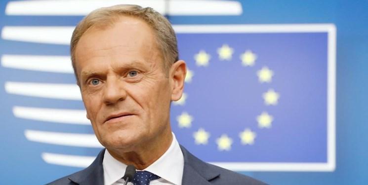 تاسک: اتحادیه اروپا نگران تنش های موجود در خلیج فارس است
