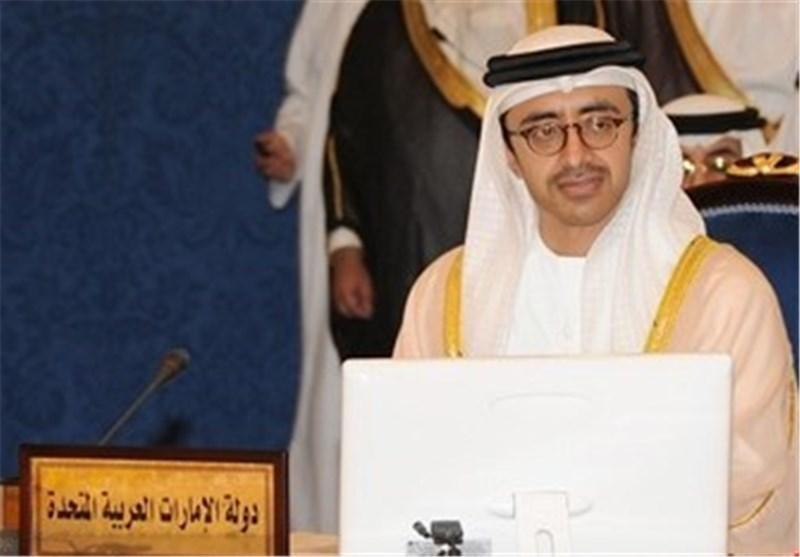 وزیر خارجه امارات : نمی توانیم کشور خاصی را در حملات اخیر به نفتکش ها متهم کنیم