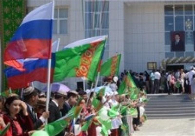 مذاکرات تجاری ترکمنستان و روسیه در سطح منطقه ای