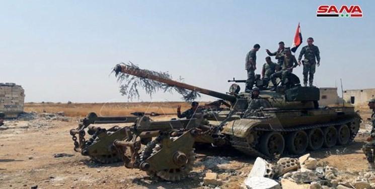 آزادسازی سه شهرک دیگر در جنوب ادلب سوریه