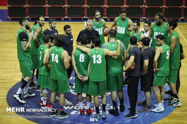 تیم ملی بسکتبال نسبت به همواره انگیزه بیشتری برای جام جهانی دارد