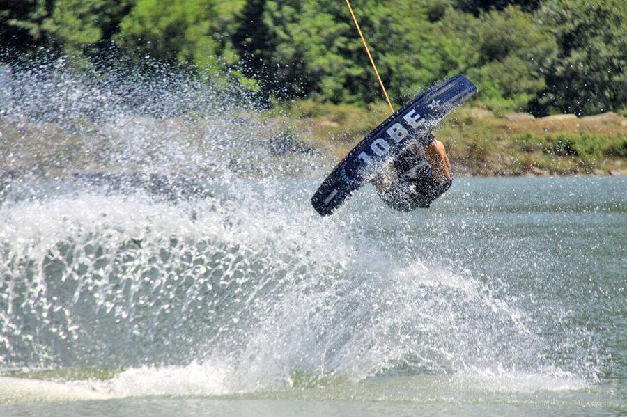 برترین های مسابقات اسکی روی آب قهرمانی کشور معرفی شدند