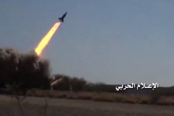 فرودگاه نجران عربستان هدف حمله موشکی نیروهای یمنی