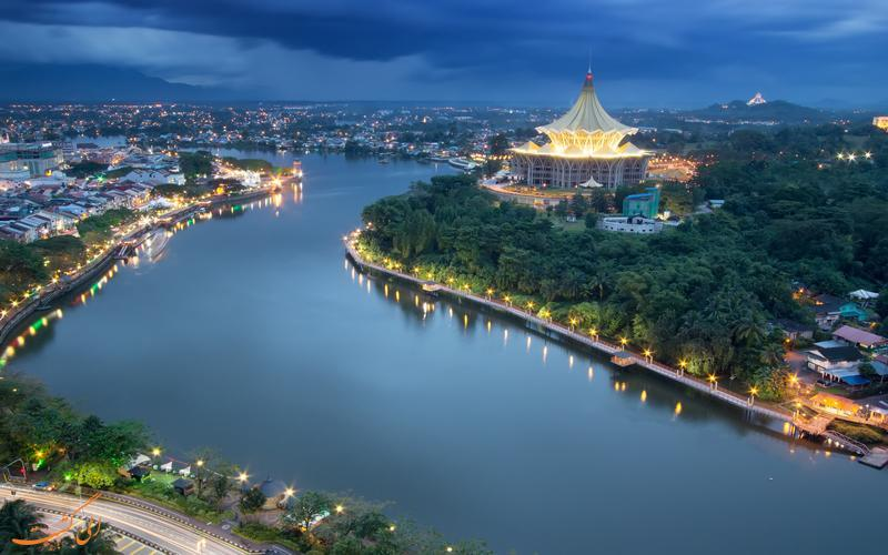 برنامه سفر 3 روزه به شهر کوچینگ در مالزی