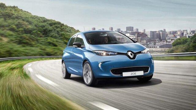 رشد 7.4 درصدی خودروهای برقی در اروپا