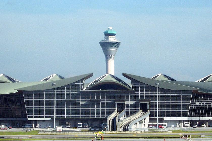 آشنایی با فرودگاه کوالالامپور، مالزی