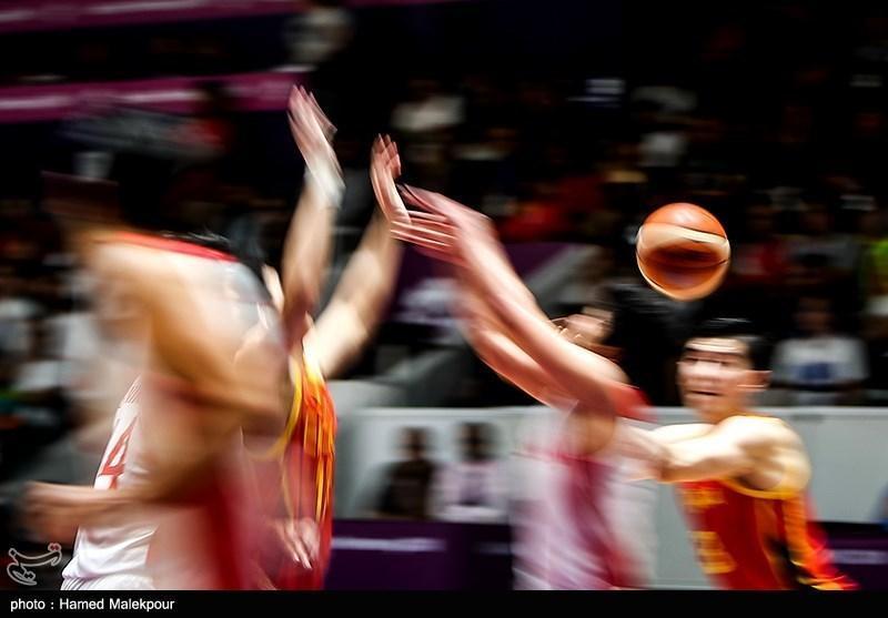 برنامه مسابقات تیم ملی بسکتبال در تورنمنت پیک معین شد