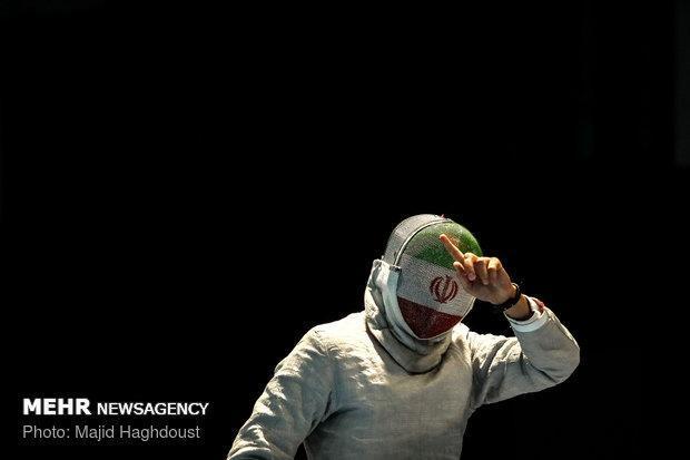 باقرزاده: سهمیه المپیکیِ شمشیربازی را در مصر قطعی می کنیم