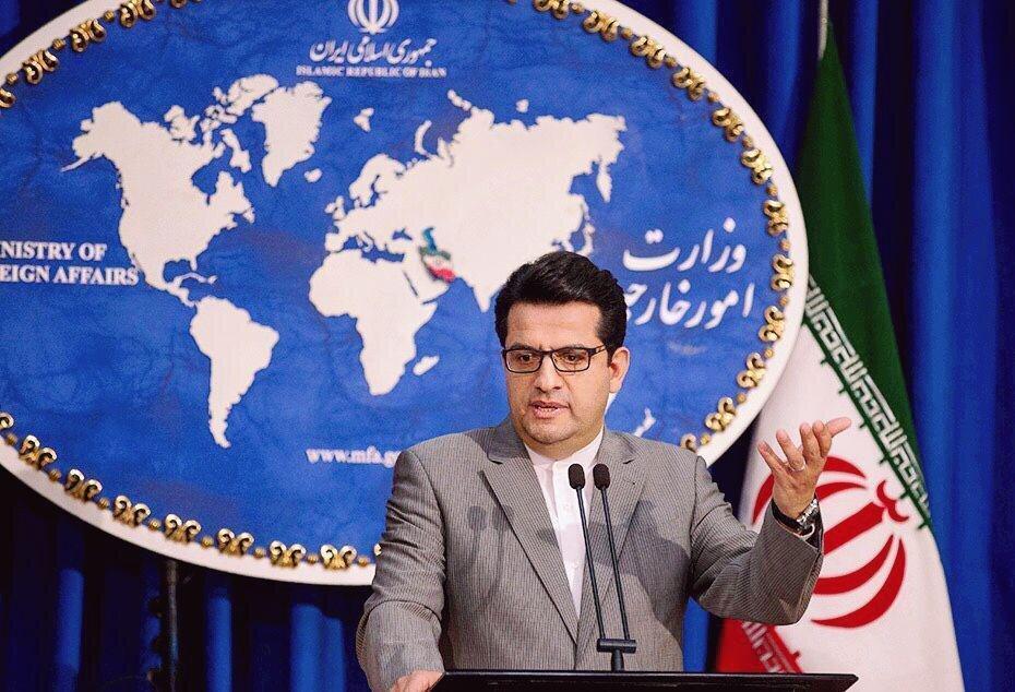 ایران به ادعای پمپئو و اکنش نشان داد