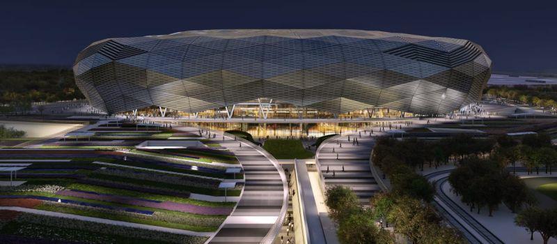 استادیوم مدرن جام جهانی قطر میزبان جام جهانی باشگاه ها