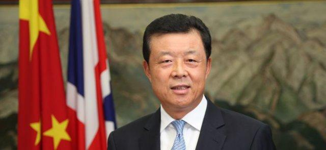 سفیر چین در انگلیس: روابط لندن-پکن در تقاطعی سرنوشت ساز واقع شده است