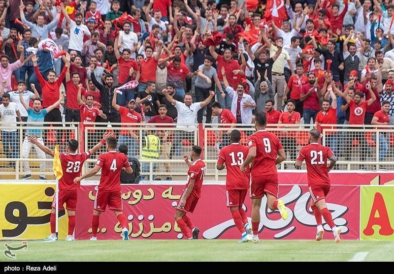 لیگ برتر فوتبال، تراکتور با دومین برد خانگی به رده دوم رسید