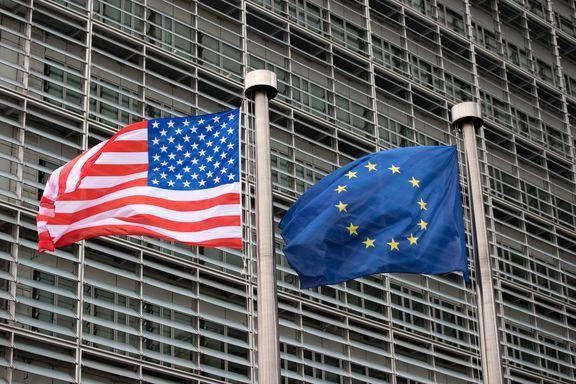 جنگ تجاری بین آمریکا و اتحادیه اروپا بالا گرفت