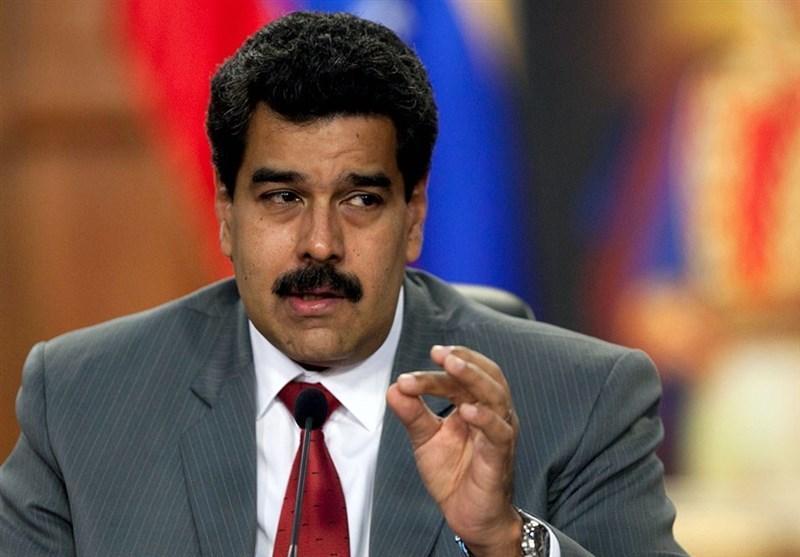مادورو از حضور متخصصان نظامی-فنی روسیه در ونزوئلا خبر داد