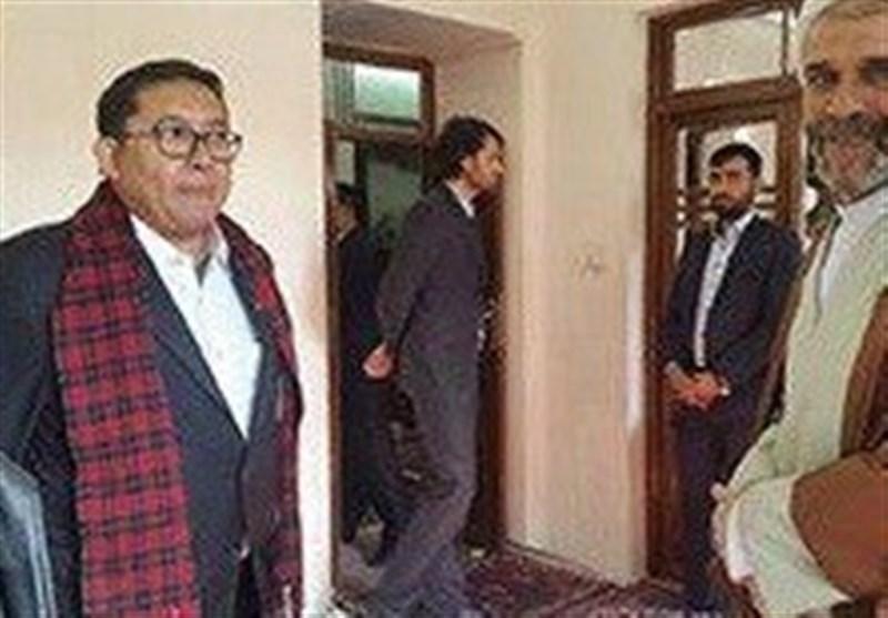 رئیس مجلس اندونزی به قم سفر کرد