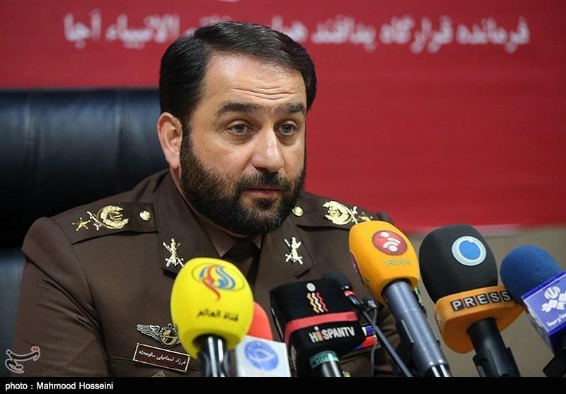 افزایش پدافند هوایی ایران در خلیج فارس و دریای عمان