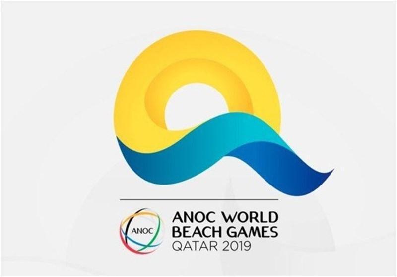 بازی های جهانی ساحلی، محمد احمدزاده سفیر ایران در مراسم افتتاحیه شد