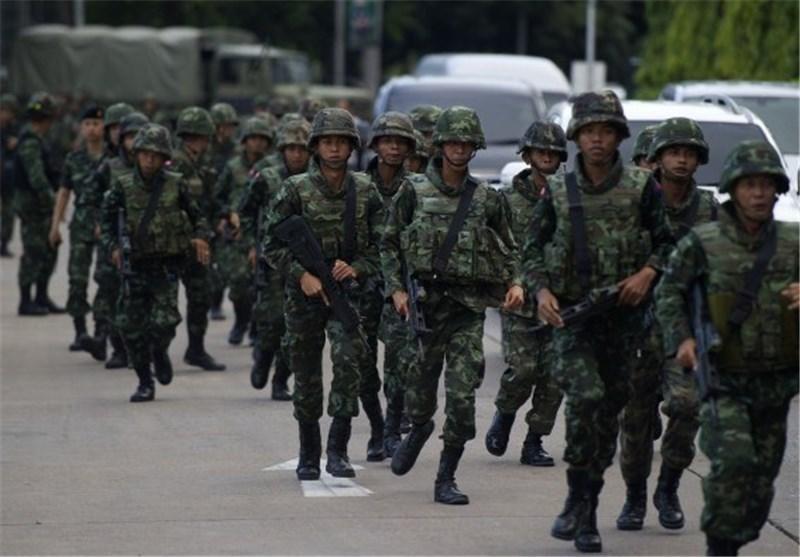 انگلیس در همکاری های نظامی خود با تایلند تجدیدنظر می نماید