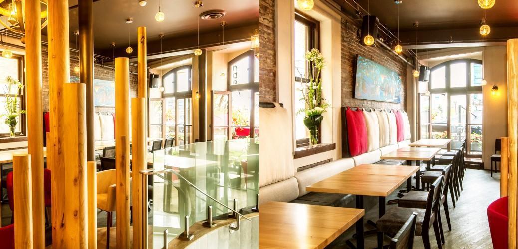 معروفترین رستوران ها و کافه ها در کبک