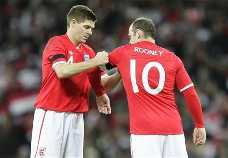 رونی؛ کاپیتان جدید تیم ملی انگلیس