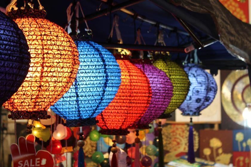 راهنمای خرید در چیانگ مای، تایلند