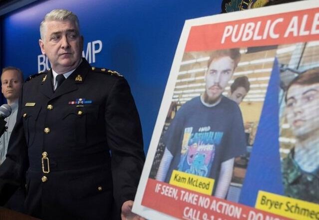 قتل های مرموز بزرگراه کانادا: دو نوجوان مفقودشده مظنون به قتل هستند