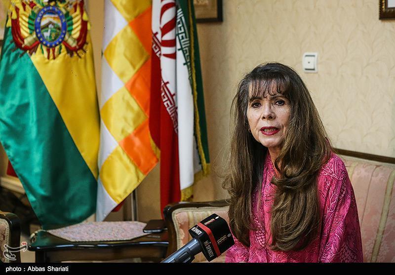 سفیر بولیوی: آمریکا از مورالس کینه دارد، استراتژی ناآرام سازی ونزوئلا در بولیوی اجرا شد
