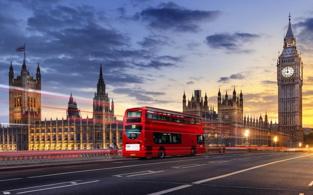 سفر ارزان به لندن