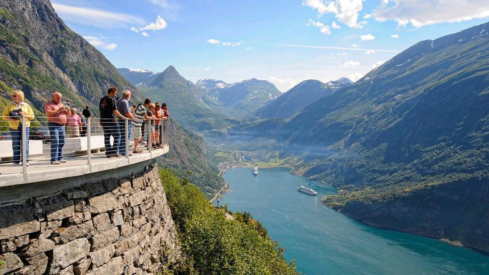 جاذبه های گردشگری نروژ
