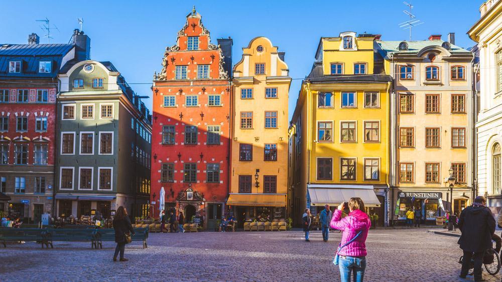 جاذبه های گردشگری استکهلم سوئد