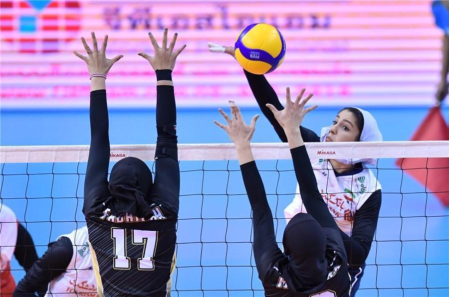 تیم ملی والیبال بانوان ایران 2 - اندونزی 3، کامبک بلند قامتان ناتمام ماند