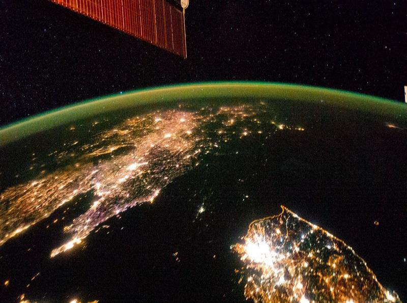 زیباترین مرزهای بین المللی جهان