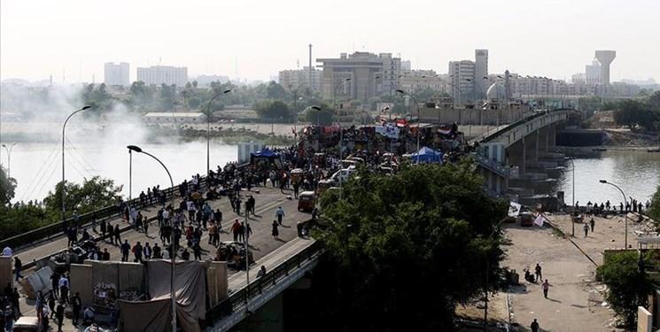بازگشت آرامش به دو نقطه بغداد