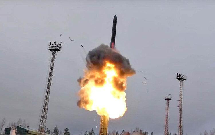 27 برابر سریع تر از صوت ، رونمایی روسیه از پیشرفته ترین موشک هایپرسونیک جهان