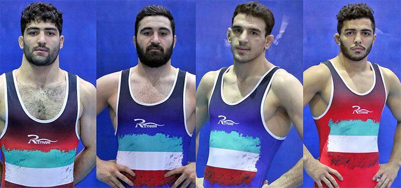 روز نخست رقابت های کشتی آزاد قهرمانی آسیا؛ نمایندگان ایران صاحب چهار مدال شدند