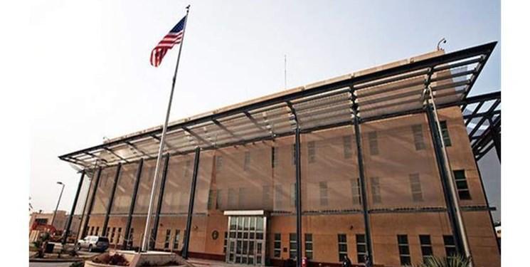 المیادین: آژیر خطر در سفارت آمریکا در بغداد به صدا درآمد