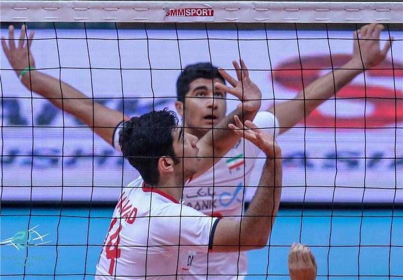 شکست والیبالیست های جوان ایران مقابل چین، شاگردان عطایی به نایب قهرمانی بسنده کردند
