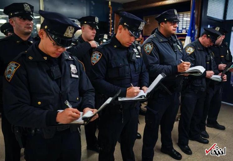 اداره پلیس نیویورک برنامه های آیفون را جایگزین یادداشت برداری سنتی می کند